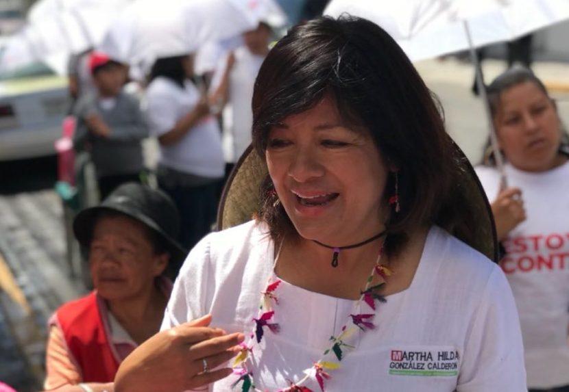 CONVOCA MARTHA HILDA GONZÁLEZ CALDERÓN A TRABAJAR EN TEMAS DE PREVENCIÓN CONTRA LA DELINCUENCIA