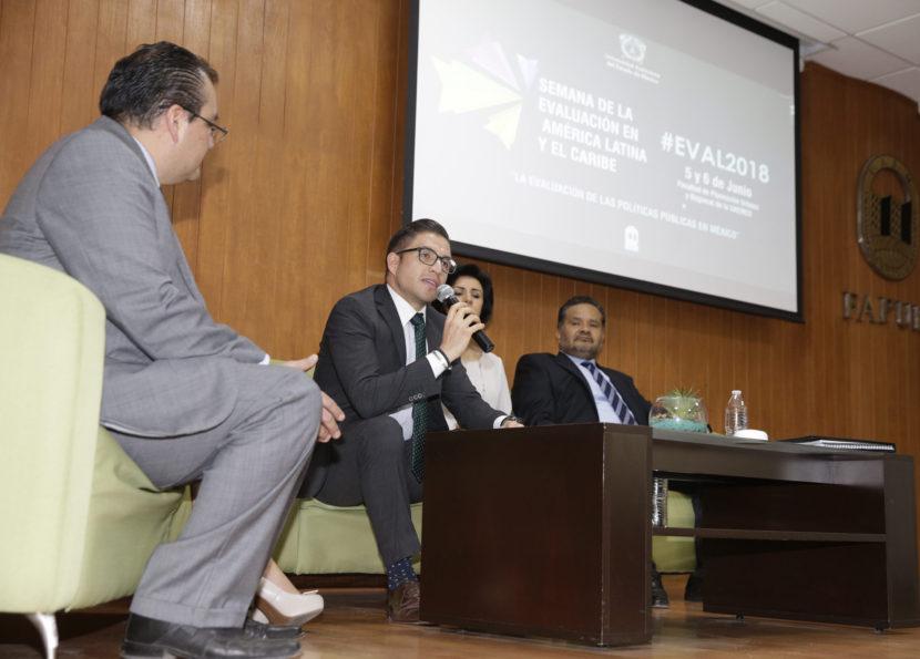 UAEM FUE SEDE DE SEMANA DE LA EVALUACIÒN EN AMÉRICA LATINA Y EL CARIBE