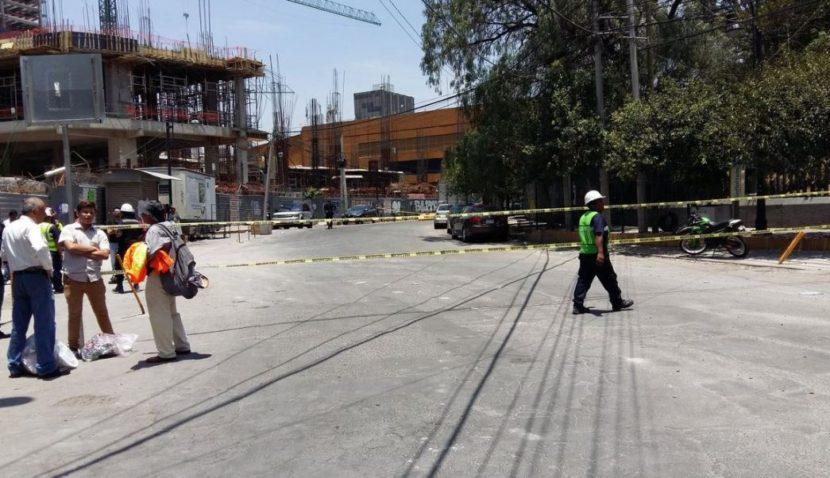 BALACERA EN PLAZA COMERCIAL DE COYOCÁN DEJA UN MUERTO Y UN HERIDO
