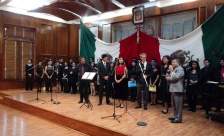 CIERRA TEMPORADA DE CONCIERTOS COMEM Y PODER LEGISLATIVO