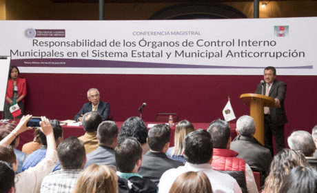 RECONOCEN A ÓRGANOS MUNICIPALES EN EL SISTEMA ANTICORRUPCIÓN