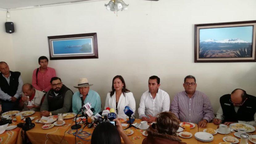 NO VAMOS A PERMITIR QUE SE QUEDE REZAGADO SAN MATEO ATENCO: EDITH GONZÁLEZ