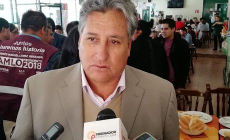 A LA MITAD, EL SUELDO DEL ALCALDE EN ALMOLOYA: LUIS ANTONIO GUADARRAMA SÁNCHEZ