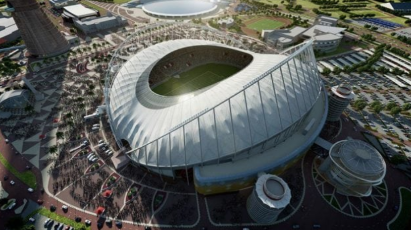 QATAR ADELANTA CÓMO SERÁ EL PRÓXIMO MUNDIAL DE FUTBOL 2022