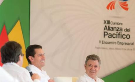 ALIANZA DEL PACÍFICO Y MERCOSUR UNEN FUERZAS CONTRA POBREZA Y DESIGUALDAD