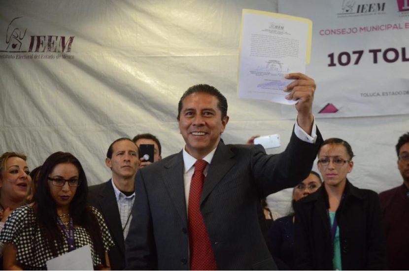 JUAN RODOLFO SÁNCHEZ GÓMEZ SE CONVIERTE EN PRESIDENTE MUNICIPAL ELECTO