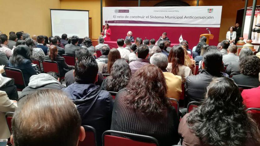 SISTEMA ANTICORRUPCIÓN PRETENDE COMBATIR EL DAÑO GENERADO A LA DEMOCRACIA E INSTITUCIONES