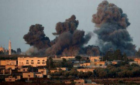 ATAQUE DE ISIS DEJA SALDO DE 221 MUERTOS EN SIRIA