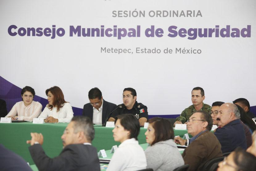 APLICAN OPERATIVOS FOCALIZADOS PARA PRESERVAR EL ORDEN EN METEPEC