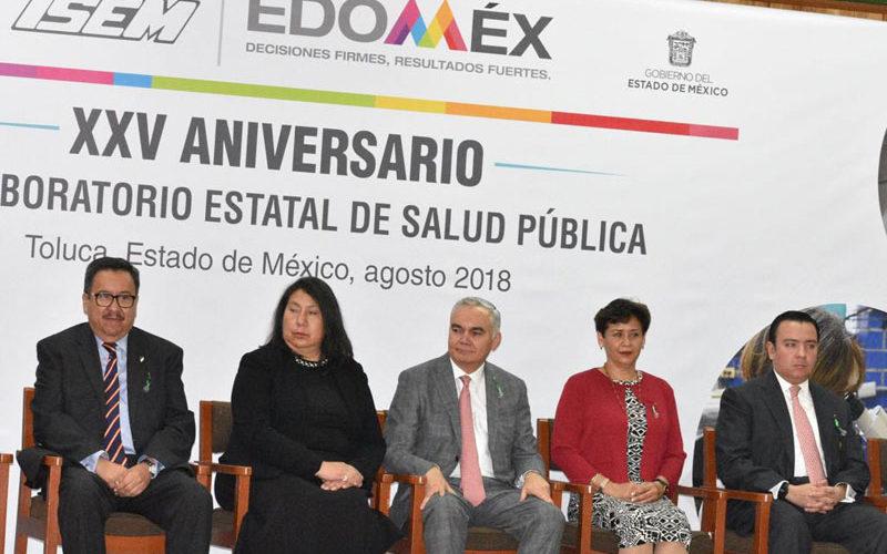 REALIZA LABORATORIO ESTATAL  18 MILLONES DE ANÁLISIS CLÍNICOS POR AÑO