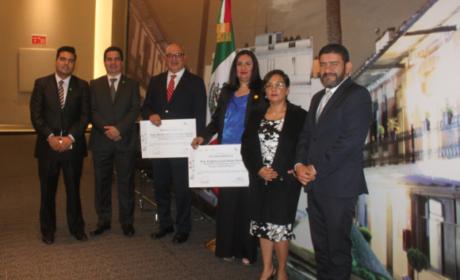 RECONOCEN A METEPEC POR PARTICIPAR EN DISEÑO DEL ESTÁNDAR NACIONAL DE DESARROLLO URBANO