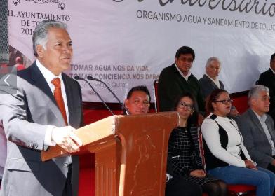 RECONOCE FERNANDO ZAMORA EL TRABAJO DE SERVIDORES PÚBLICOS DEL OAyST