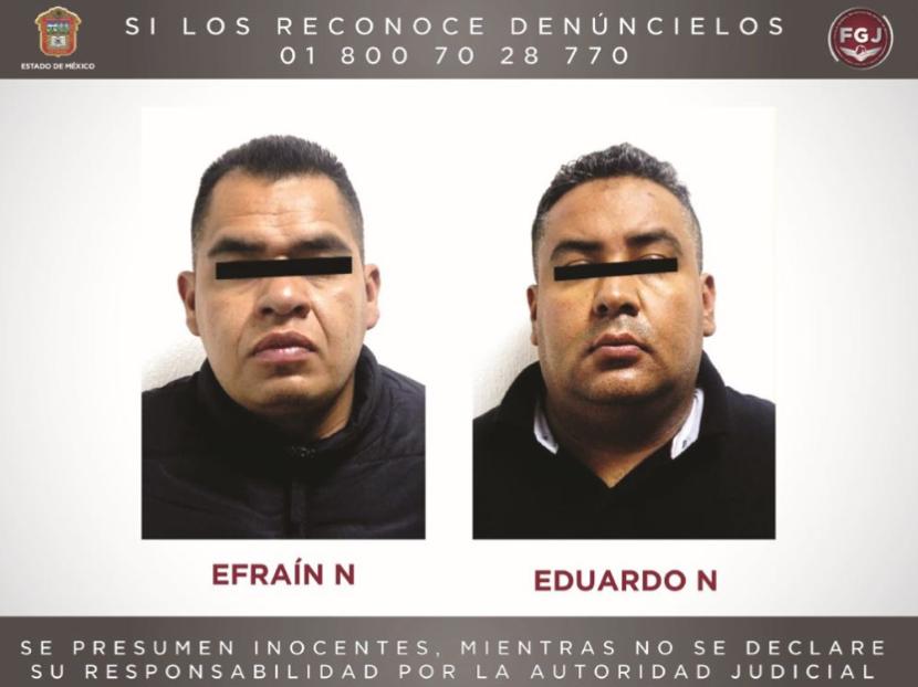 CAEN DOS MAS POR SECUESTRO DE NIÑO MUTILADO EN ECATEPEC