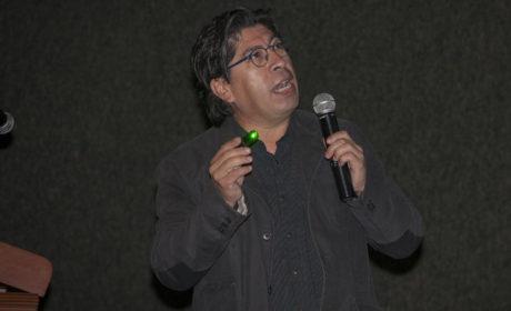 JOSÉ MOYAO DICTÓ CONFERENCIA EN LA UAEM