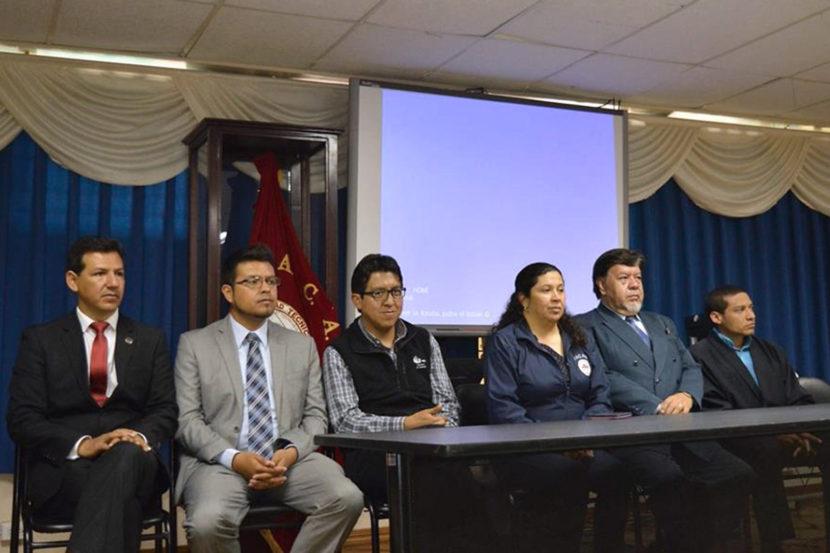 CATEDRÁTICO OFRECE CONFERENCIA SOBRE GESTIÓN DE PUEBLOS MÁGICOS
