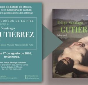 """LLEGA AL MUSEO """"FELIPE SANTIAGO GUTIÉRREZ"""" EL CATÁLOGO """"DISCURSOS DE LA PIEL"""""""