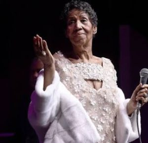 ARETHA FRANKLIN FALLECE TRAS LUCHA CONTRA CANCER DE PÁNCREAS