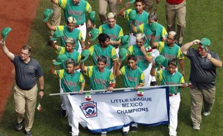 MÉXICO VENCE A AUSTRALIA EN SERIE MUNDIAL DE LIGAS PEQUEÑAS