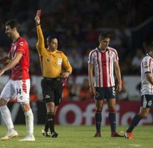 DERROTA CHIVAS A VERACRUZ 2-0