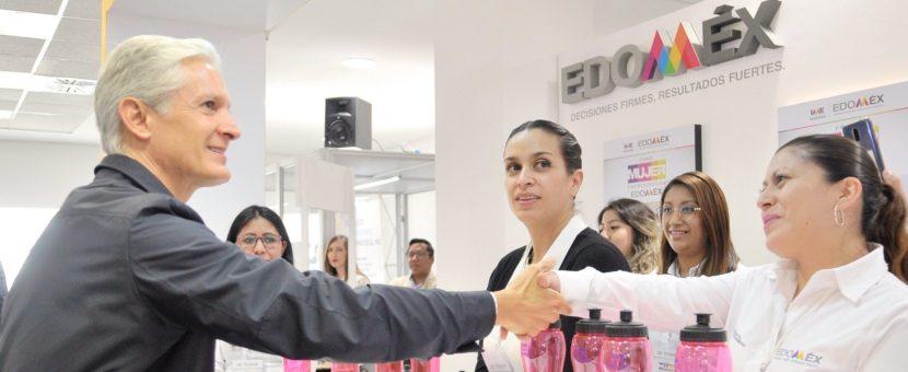 IMPULSA  ALFREDO DEL MAZO UNA CULTURA EMPRENDEDORA EN LAS MUJERES MEXIQUENSES