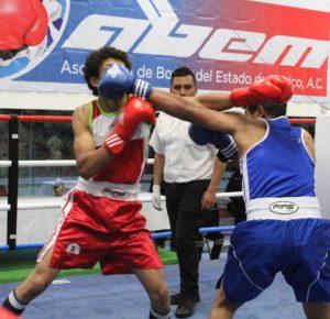 BOXEADORES MEXIQUENSES SE PREPARAN PARA FESTIVAL OLÍMPICO MEXICANO