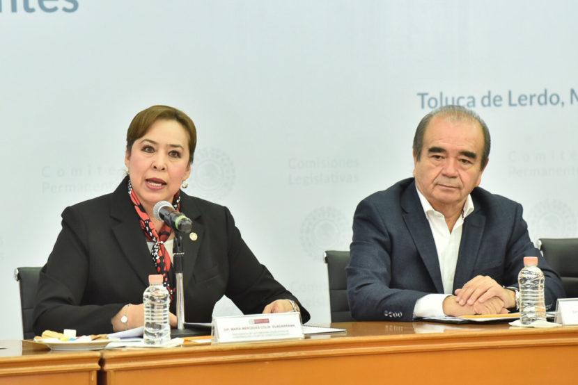 INICIA INSTALACIÓN DE LAS COMISIONES DE LA 60 LEGISLATURA MEXIQUENSE