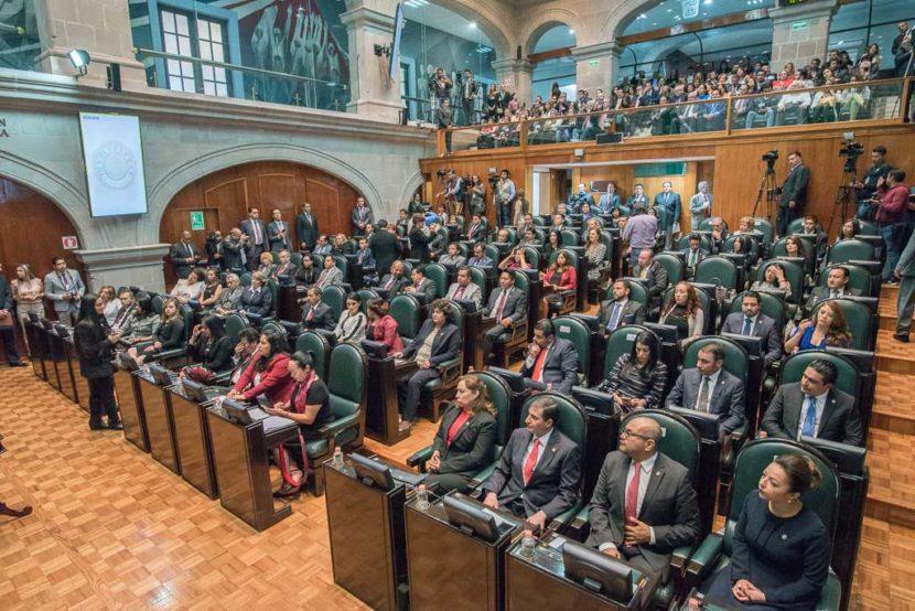 LA 60 LEGISLATURA INICIARÁ FUNCIONES ESTE 5 DE SEPTIEMBRE