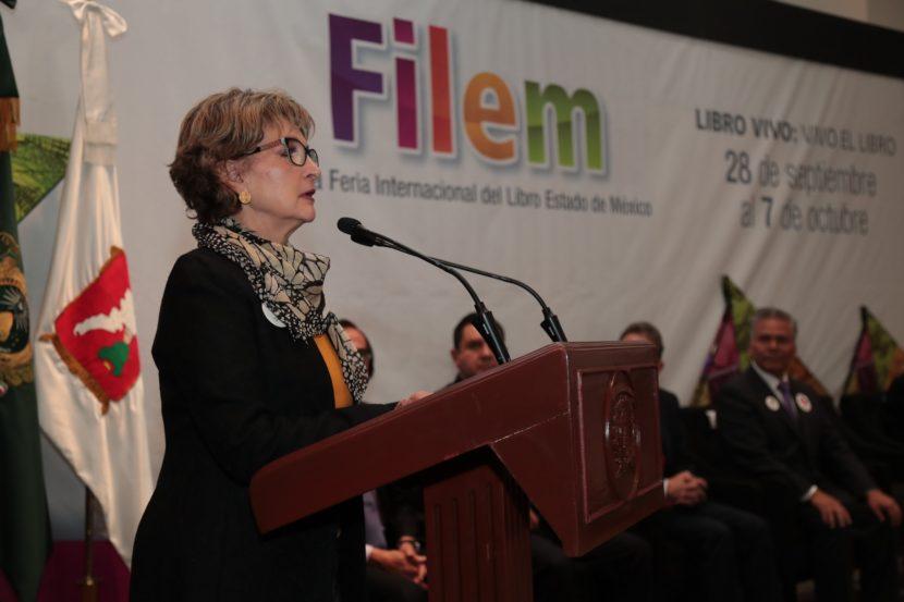 """INICIÓ EN EDOMÉX CUARTA EDICIÓN DE LA FERIA DEL LIBRO """"FILEM 2018"""""""