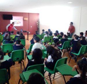 OFRECE TOLUCA EL TALLER DE CULTURA TURÍSTICA INFANTIL