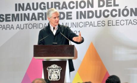 TRABAJO COORDINADO ENTRE GEM Y AUTORIDADES MUNICIPALES: ALFREDO DEL MAZO