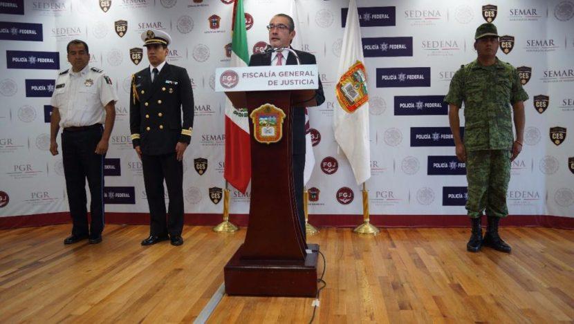 DETIENEN A PRESUNTO ASESINO DEL EX DIRECTOR DE MINISTERIALES DE LA FGJEM