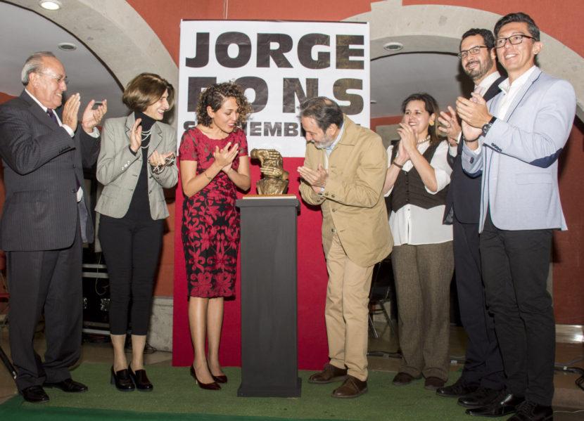 """MI AMOR POR TLALNEPANTLA HA SIDO SIEMPRE MI ACOMPAÑANTE"": JORGE FONS"