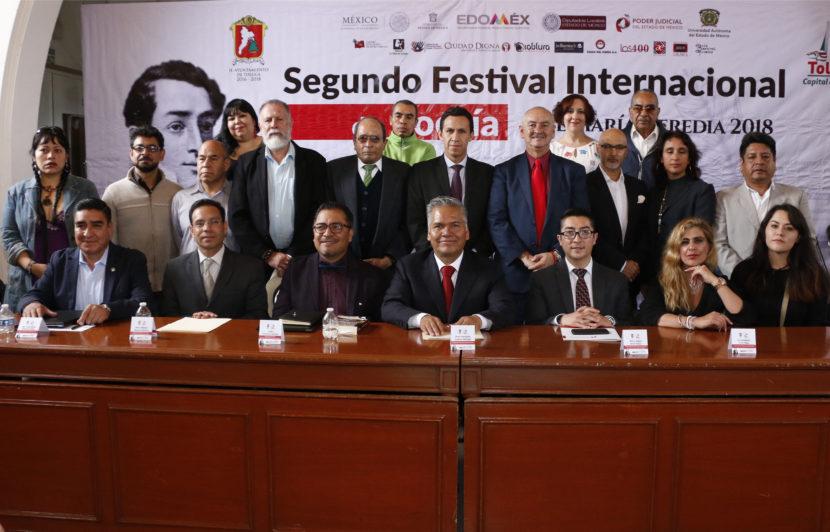 TALENTO Y OFICIO DERROCHARÁ EL SEGUNDO FESTIVAL INTERNACIONAL DE POESÍA