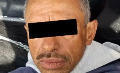DETIENE SSEM PROBABLE HOMICIDA EN COATEPEC