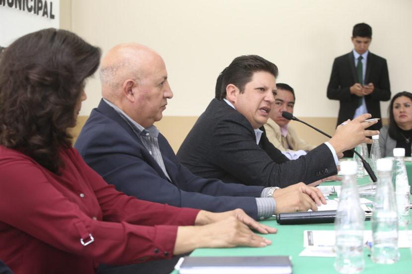INSTALADO EL COMITÉ MUNICIPAL DE MOVILIDAD EN METEPEC