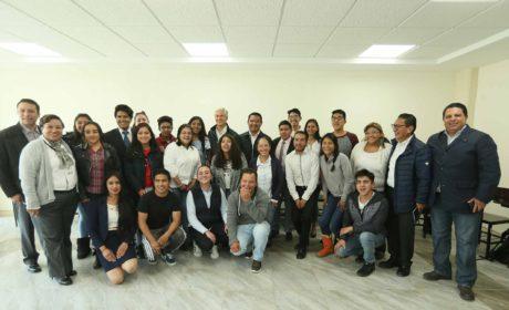 EDUCACIÓN DUAL, OPORTUNIDAD DE DESARROLLO Y EMPLEO: ALFREDO DEL MAZO