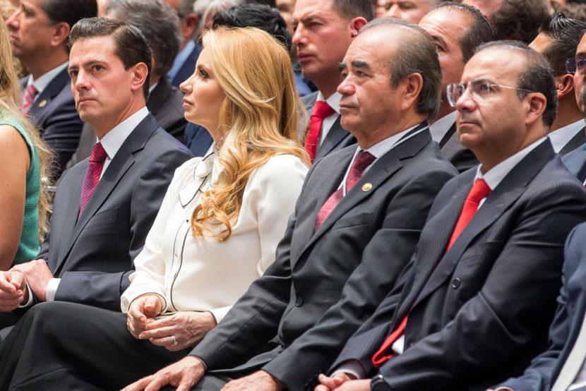 ASISTEN DIPUTADOS AL PRIMER INFORME DE GOBIERNO DEL GOBERNADOR ALFREDO DEL MAZO