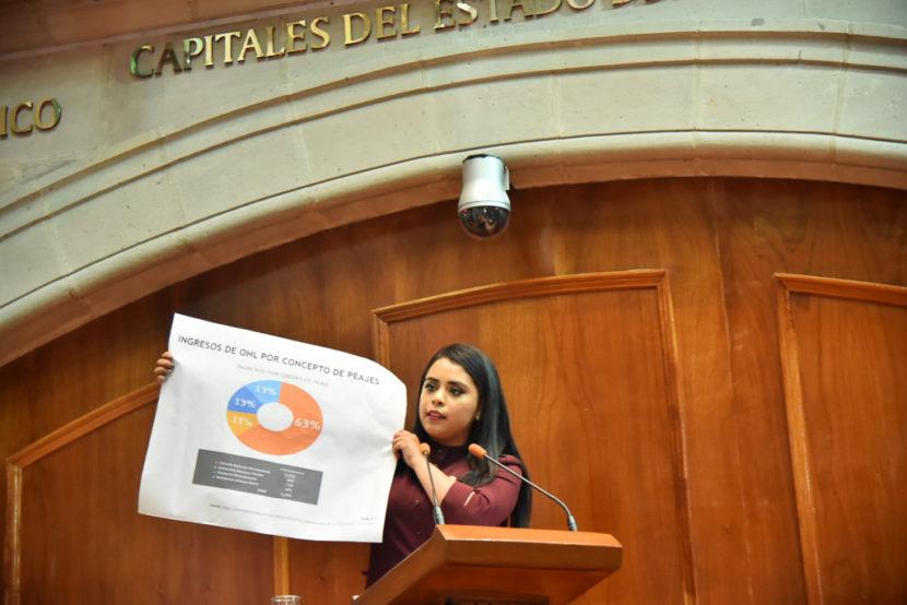 CUESTIONAN LEGISLADORES DE MORENA, PT, PAN Y PRD CONCESIONAMIENTO DE CARRETERAS EN EDOMEX