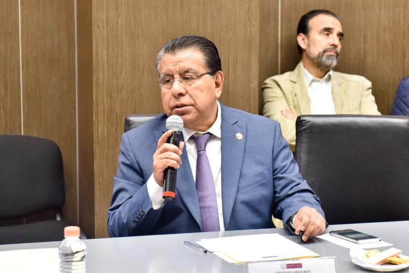 RECIBE COMISIÓN LEGISLATIVA A EJIDATARIOS DE XONACATLÁN