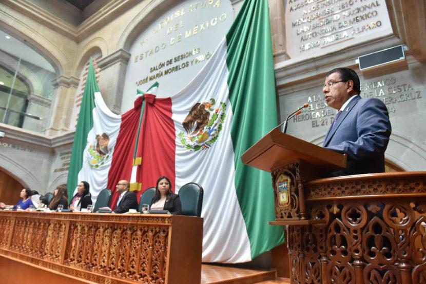 PROPONE VALENTIN GONZÁLEZ UN CANAL DE TELEVISIÓN  DEL CONGRESO MEXIQUENSE
