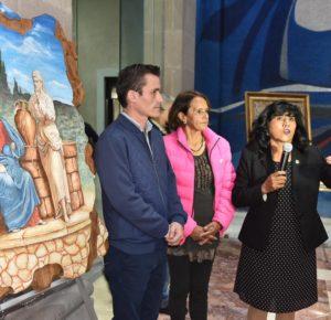 ARTE COLOMBIANO, EXPOSICIÓN PLÁSTICA EN EL RECINTO LEGISLATIVO