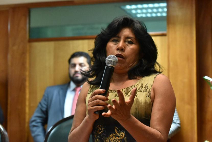 SE SOLIDARIZA LA LEGISLATURA MEXIQUENSE CON LA CARAVANA MIGRANTE
