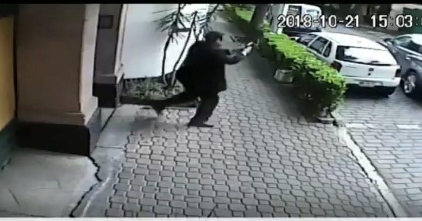 DIFUNDEN VIDEO DE ATAQUE EN CASA DE NORBERTO RIVERA