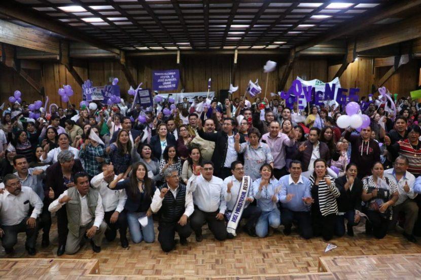 Llama Manuel Uribe al juego limpio en elección de SMSEM
