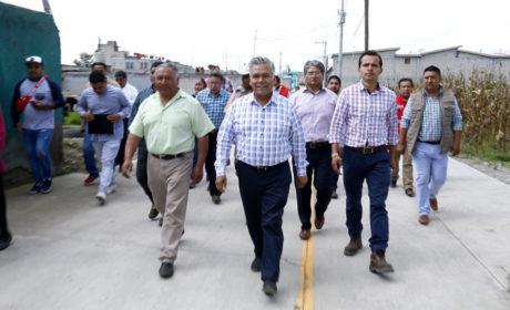 ENTREGA FZM ACCIONES DE INFRAESTRUCTURA EN BENEFICIO DE HABITANTES DE TOLUCA