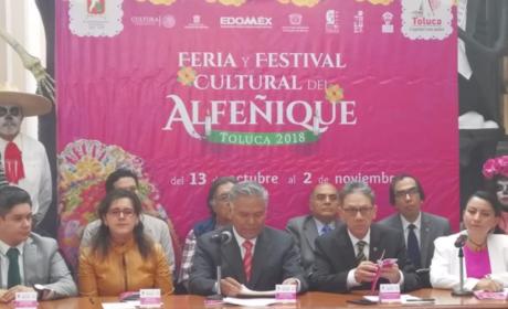 FERNANDO ZAMORA Y ALFREDO BARRERA DAN PORMENORES DE LA FERIA Y FESTIVAL CULTURAL DEL ALFEÑIQUE 2018
