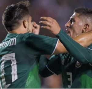 MÉXICO VENCE 3-2 A COSTA RICA EN AMISTOSO