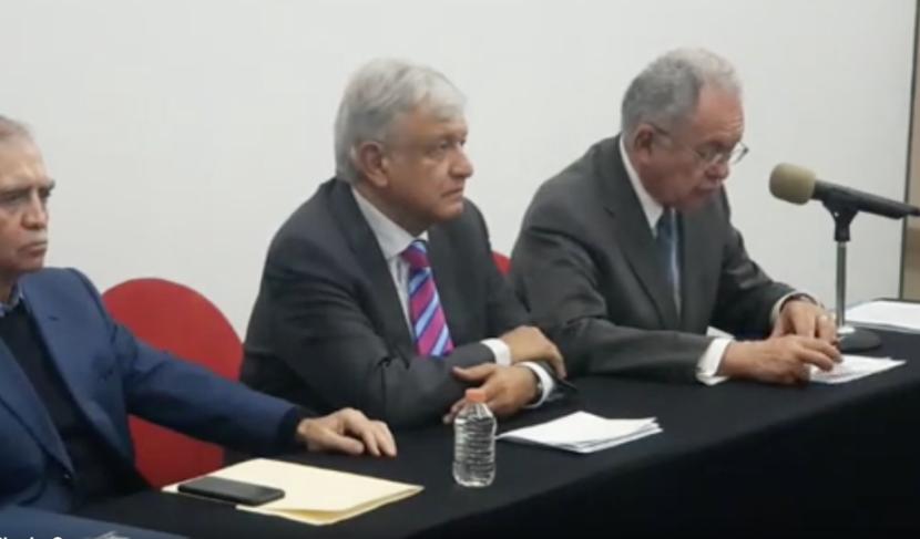 MENSAJE DE  LÓPEZ OBRADOR ANTE EL RESULTADO CIUDADANO AL PROYECTO DE SANTA LUCÍA (VIDEO)