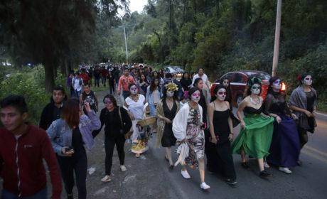 """UAEM DE TENANCINGO INVITA AL  FESTIVAL """"EL MUERTO AL POZO Y EL VIVO AL GOZO"""""""