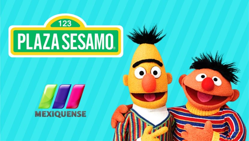 REGRESA PLAZA SÉSAMO A LA PANTALLA DE TV MEXIQUENSE